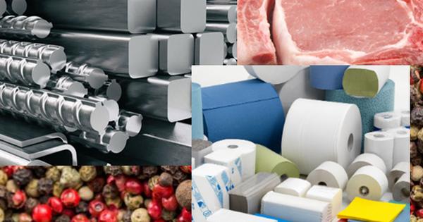 Thị trường năm 2019 (tiếp): Giá thịt lợn tăng sốc; thép và hạt tiêu giảm