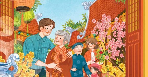 Đi khắp thế gian tốt với con nhất là cha mẹ, đừng đợi đến khi nhận ra đấng sinh thành già rồi mới cảm thấy xót thương: Tết đến hãy về nhà!