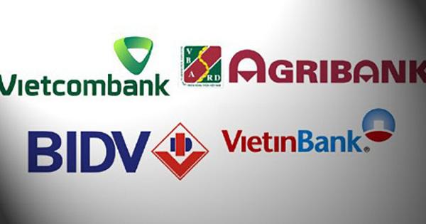 """Lãnh đạo """"Big 4"""" ngân hàng kiến nghị gì trong năm mới?"""