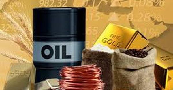 Thị trường ngày 14/02: Giá dầu, kim loại công nghiệp tiếp đà tăng, vàng cao nhất 1 tuần