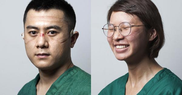 Nỗi lòng y bác sĩ Vũ Hán khi mặc đồ bảo hộ: Nóng bức như tắm hơi, ám ảnh đến muốn nôn nhưng không thể vì sợ phí trang phục