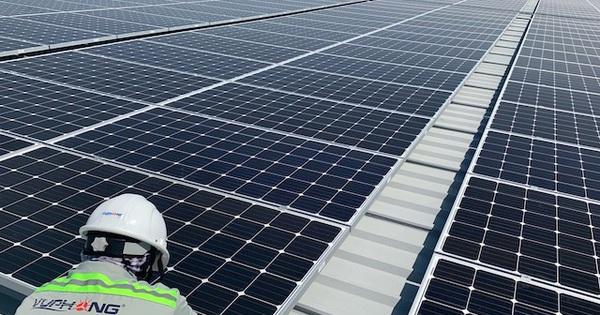 Trình Chính phủ phương án mua điện mặt trời theo giá cố định
