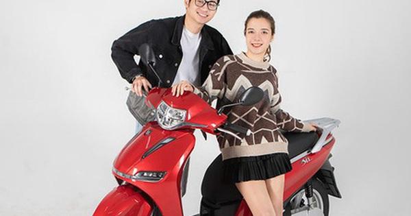 Xe máy ''made in Vietnam'' giống SH nhưng giá chỉ bằng 1/3 bị Honda Việt Nam ''dằn mặt''