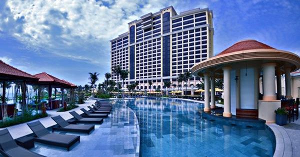 Tổ hợp casino Hồ Tràm tăng vốn, thay sếp