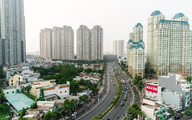 TP.HCM: 470 tỷ nâng cấp tuyến đường Nguyễn Hữu Cảnh