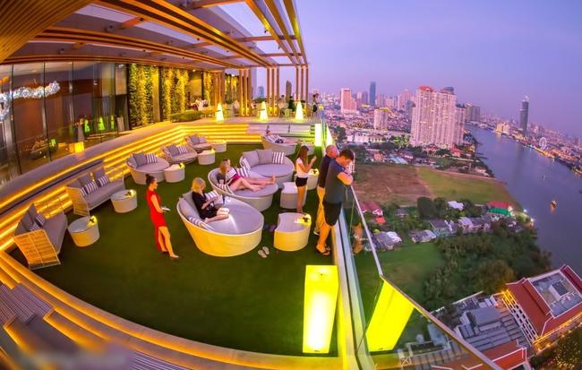 AVANI Riverside Bangkok Hotel, Bangkok, Thái Lan địa điểm nghỉ dưỡng đẳng cáp