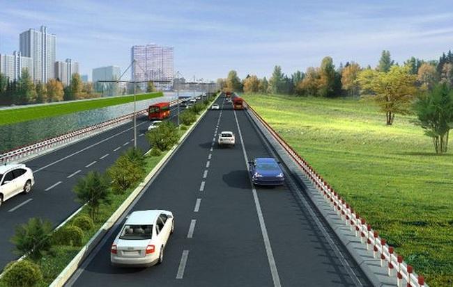TP.HCM: Chấp thuận đầu tư dự án tuyến đường liên phường tại Quận 9 1