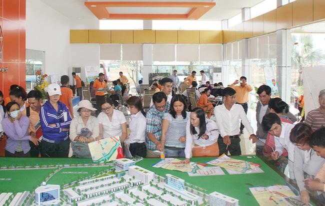 Dự án khu đô thị thương mại Mega City Bình Dương mở bán nhiều ưu đãi