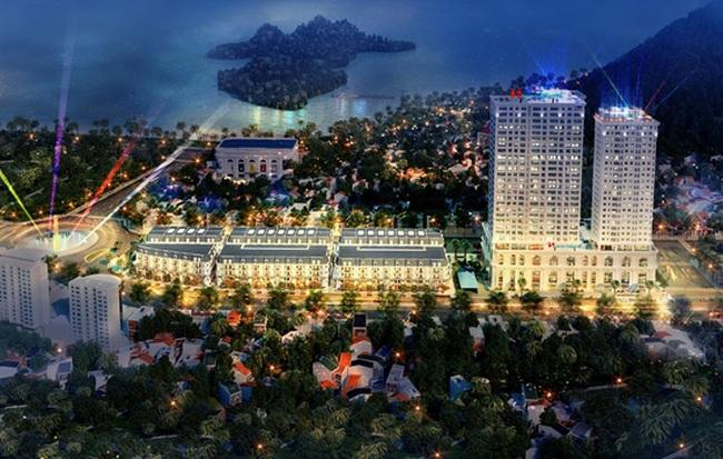 Hạ Long có thêm tổ hợp căn hộ khách sạn 5 sao đẳng cấp quốc tế