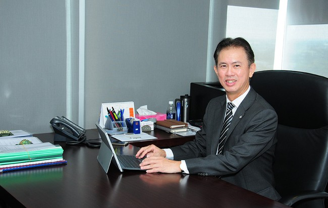 """CEO Nam Long (NLG) Steven Chu Chee Kwang: Nhà """"vừa túi tiền"""" cho mọi phân khúc là hướng đi chiến lược của NLG"""