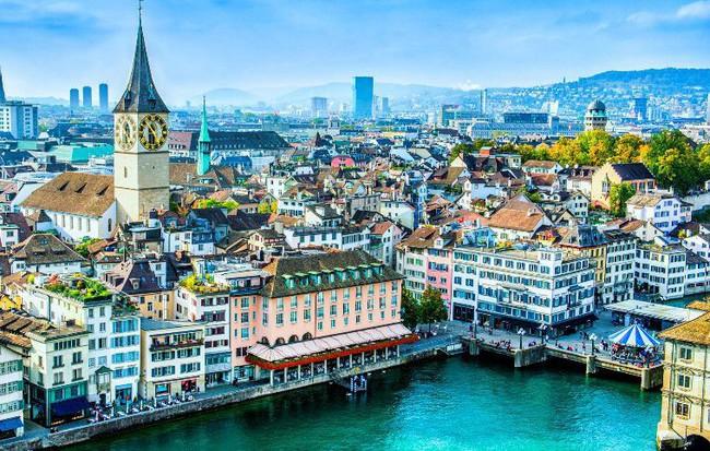 Năm thành phố xa hoa bậc nhất ở châu Âu giúp bạn có một chuyến du lịch đáng nhớ trong đời