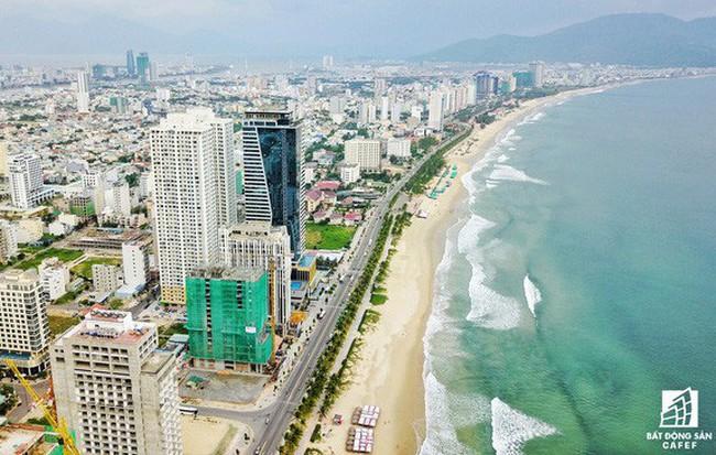 Đất ven biển Đà Nẵng giá 300tr/2, tăng gấp đôi 1 năm