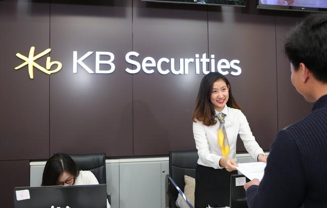 KBSV là công ty chứng khoán có vốn đầu tư từ Hàn Quốc