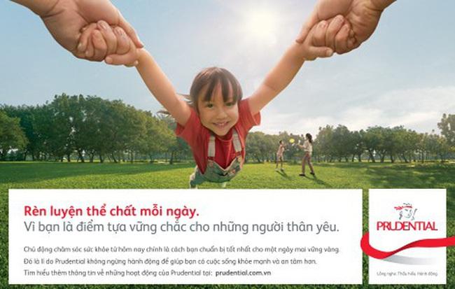 Prudential đổi nhận diện thương hiệu sau 20 năm kinh doanh tại Việt Nam