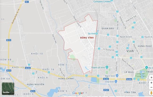 Bất động sản Phường Đông Vĩnh, Nghệ An có nhiều cơ hội để phát triển
