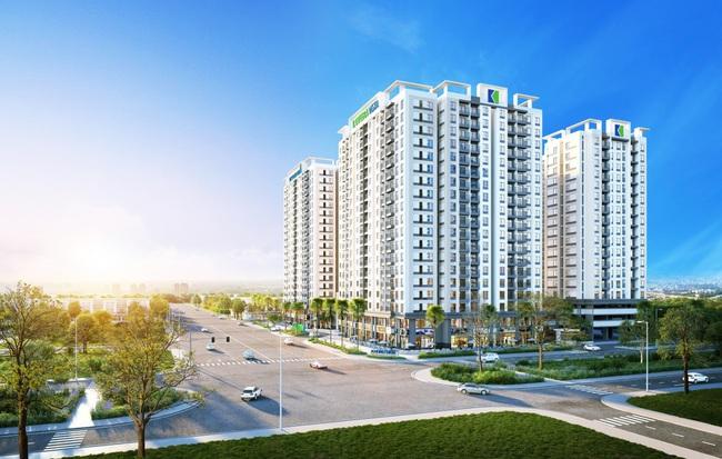 Mua căn hộ Lovera Vista – Khang Điền, được hỗ trợ vay ngân hàng 30% không trả lãi và gốc đến 18 tháng*
