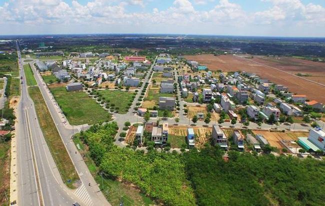 Giá nhà đất Tp.HCM tăng phi mã, giới đầu tư