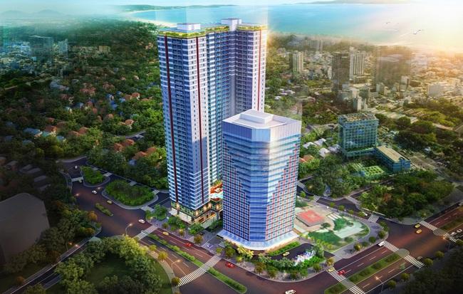 Grand Center Quy Nhon thu hút khách hàng và nhà đầu tư