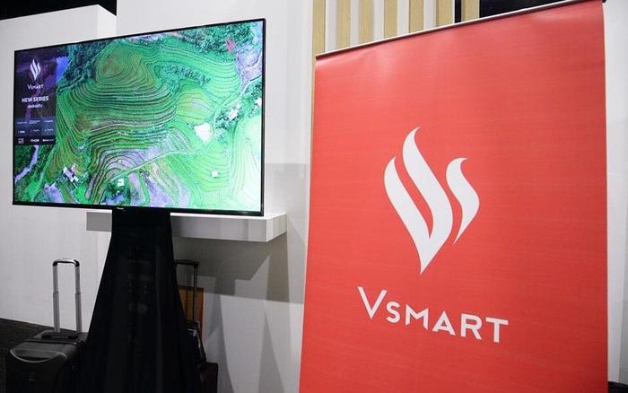 TV thông minh 55 inch của Vsmart lộ ảnh thực tế: chạy Android TV, điều khiển bằng giọng nói, không kém...