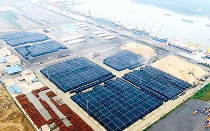 Thông tin mới về kho nhôm Trung Quốc khổng lồ ở Vũng Tàu