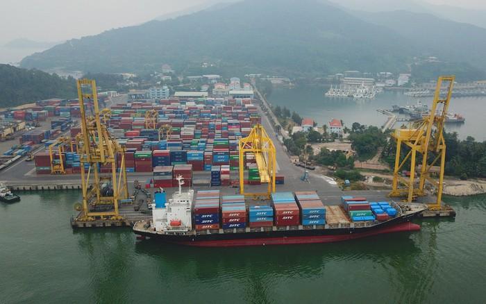 Wan Hai Lines vừa chi gần 400 tỷ đồng để sở hữu 20% cổ phần Cảng Đà Nẵng