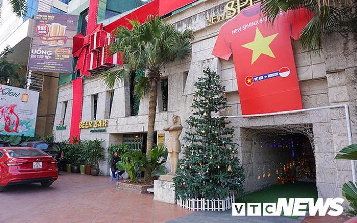 Quán bia kín chỗ khung giờ xem trận Chung kết U22 Việt Nam - Indonesia