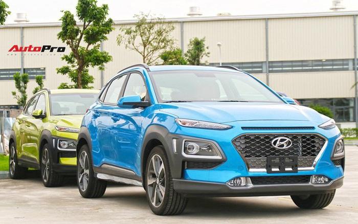 Hyundai Kona giảm giá kỷ lục - 'vua' doanh số quyết vợt khách của Ford EcoSport và Honda HR-V trong mùa...