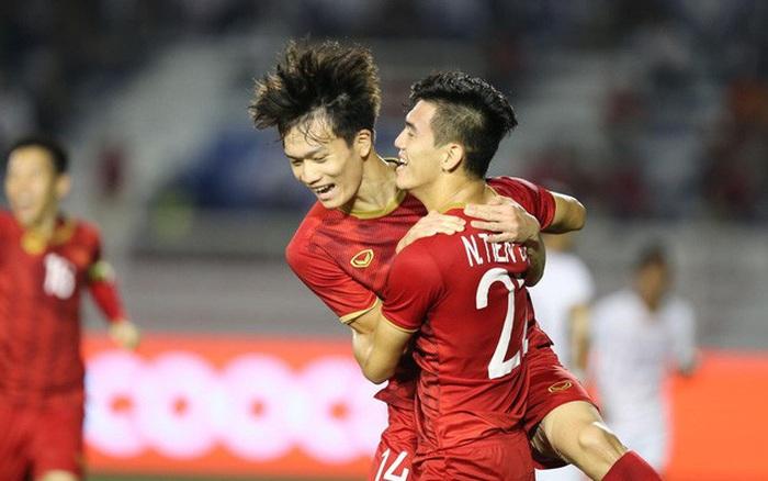 Chạy đua khuyến mại trước trận chung kết U22 Việt Nam và U22 Indonesia - xổ số ngày 22102019