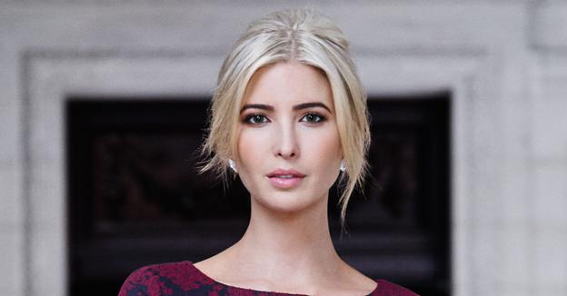 Ivanka, con gái đầu của tổng thống Donald Trump, hiện là Phó chủ tịch điều hành của Tổ chức Đầu tư và phát triển của Trump.