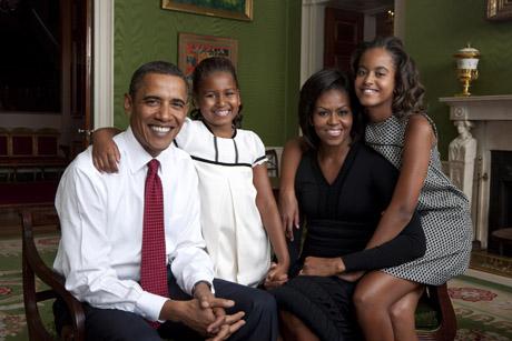 Michelle luôn là hậu phương vững chắc của Tổng thống Mỹ