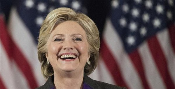Hillary Clinton (Ảnh: Town Hall)