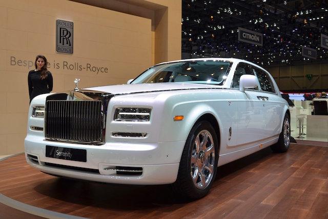 Mới đây, tờ CNN phỏng vấn nhà thiết kế Cherica Haye về chiếc xe Rolls-Royce Motors Cars phiên bản giới hạn Serenity Phantom. Cherica Haye đã kì công thiết kế nội thất chiếc xe này với chất liệu lụa châu Á, hoa anh đào vẽ tay. Chiếc xe được ra mắt chính thức tại Geneva Motor Show năm 2015 và được ca ngợi là chiesc Roll-Royce đẹp nhất thế giới.