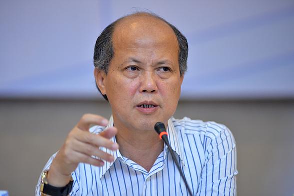 Ông Nguyễn Trần Nam - Nguyên Thứ trưởng Bộ Xây dựng, chủ tịch Hiệp hội Bất động sản Việt Nam (VNREA).
