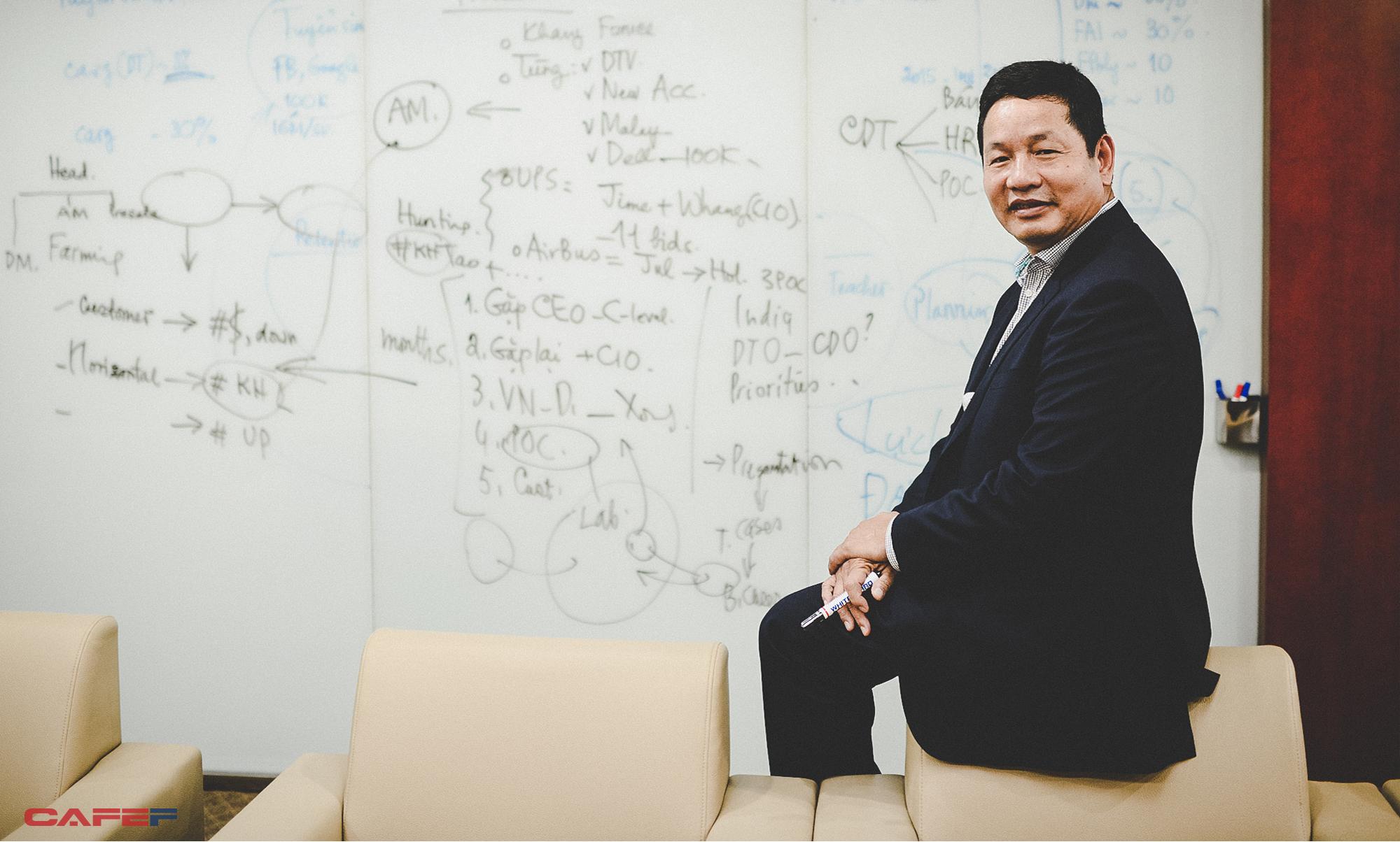 """Ông Trương Gia Bình: """"Khi thành công, tôi thấy mình có trách nhiệm trả lại - Ảnh 8."""