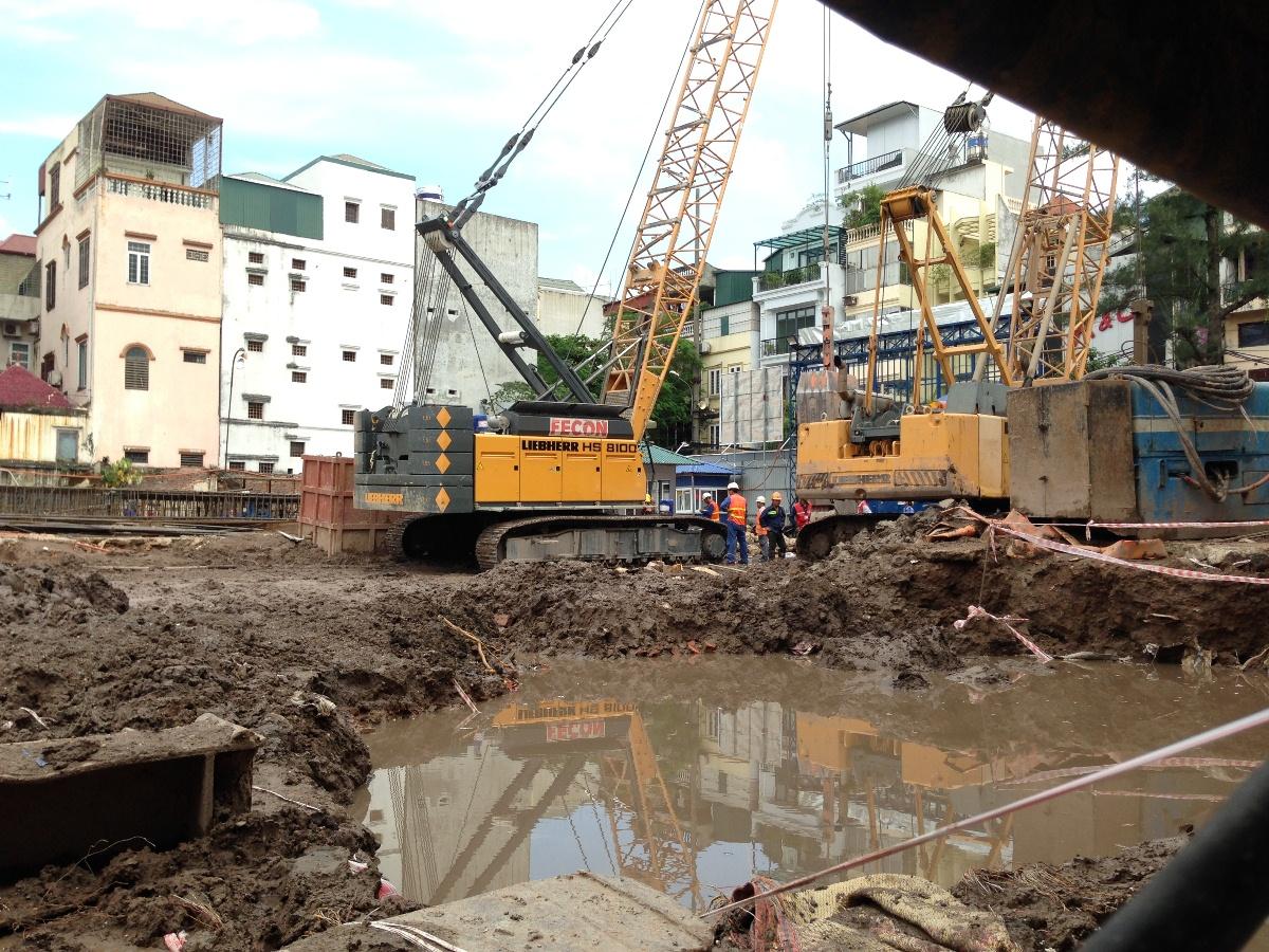 Tuy nhiên, hiện nay giá các căn hộ tại dự án được chào bán khoảng từ 80 triệu đồng/m2.