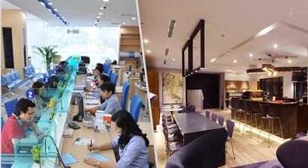 Ngân hàng số cho phép khách hàng và nhân viên giao dịch tại quán cafe thay vì mô hình phòng giao dịch truyền thống.