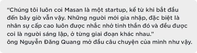 Nỗi ám ảnh lớn nhất của Chủ tịch Masan Nguyễn Đăng Quang - Ảnh 1.