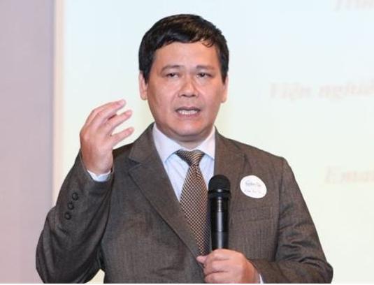 PGS. TS. Trần Kim Chung.