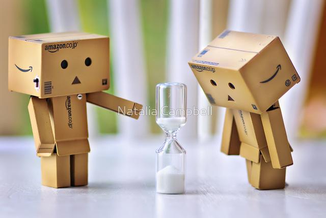 Thời gian là thứ một khi mất đi sẽ không thể lấy lại được.