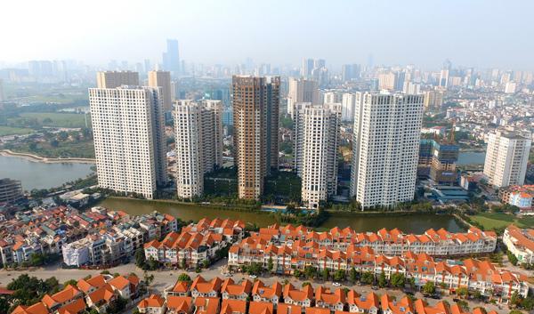 Nhà đất cuối năm có nhiều chuyển biến tích cực.