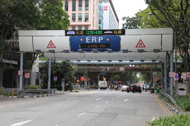 Singapore với tham vọng trở thành quốc gia ứng dụng đô thị thông minh hiệu quả nhất thế giới (ảnh World Street Journal)