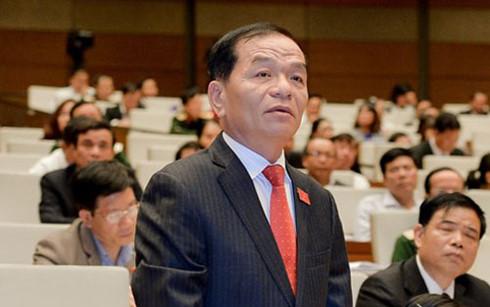 ĐBQH Lê Thanh Vân (đoàn Cà Mau)