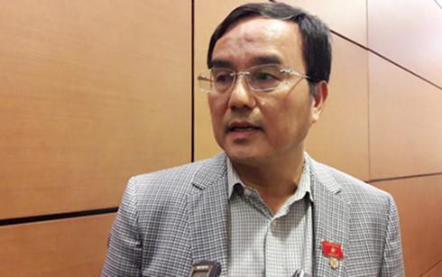 Chủ tịch EVN Dương Quang Thành