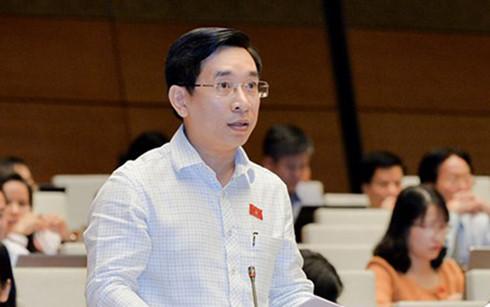 Đại biểu Nguyễn Văn Cảnh
