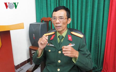 Đại tá, Tiến sĩ Nguyễn Văn Thanh  - Phó Chủ nhiệm khoa Triết học-Học viện Chính trị (Bộ Quốc phòng).