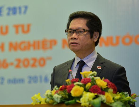 Ông Vũ Tiến Lộc: Tái cơ cấu DNNN chậm và không thực chất, chỉ 2% số vốn NN được thoái - Ảnh 1.
