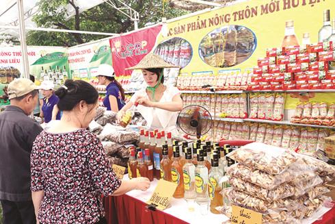 Tích cực đẩy mạnh tiêu thụ hàng Việt tại Quảng Ninh (Ảnh minh họa: Báo Công Thương)