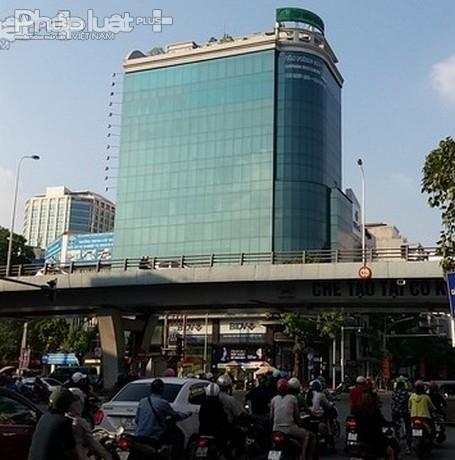 Tòa nhà Thái Bình Building, số 2A Đại Cồ Việt, Hai Bà Trưng.