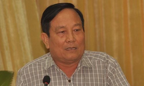 Thiếu tướng Vũ Cao Huân, nguyên Chỉ huy trưởng Bộ chỉ huy quân sự thành phố Cần Thơ.