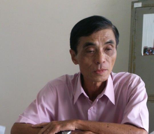 Bị can Nguyễn Thanh Tùng tại cơ quan công an